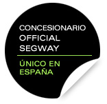 Certified Oficial Segway PT
