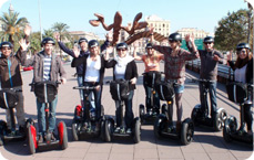 Urban Tours Segway